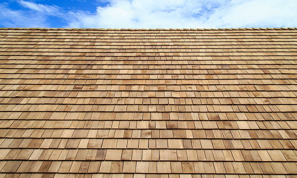 Wood Cedar Shingles Royal Roofing